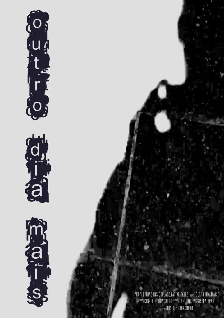 Movie poster for Outro dia mais